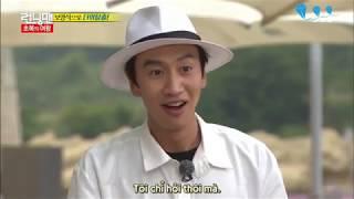 running man tập 255 Kwang Soo hài hước