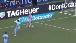 Barcelona vs Manchester United 1 0   All Goals & Highlights  26-7-2017