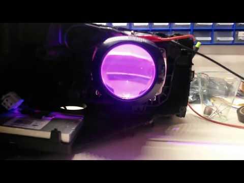LED Umbau Demon Eyes Audi A5