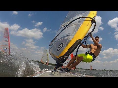 Postcards: Worthington Windsurfing Regatta