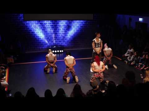 DANCEHALL MASTER WORLD CHOREO SCANDINAVIA 2016