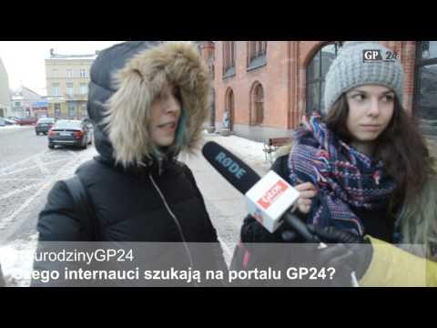 #10urodzinyGP24 Czego internauci szukają na portalu GP24?