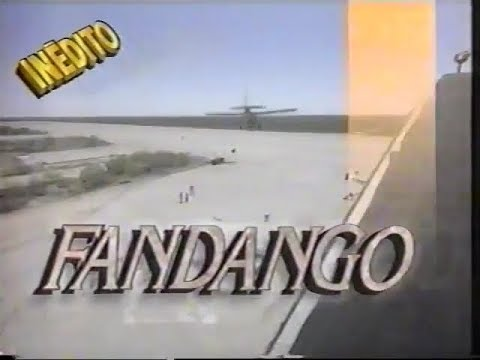 Fandango (1985) - Chamada Festival Primavera Inédito - 19/10/1993