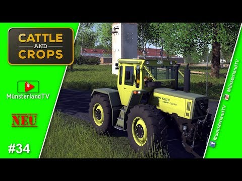 🚜 | CnC |  Cattle and Crops |  #34 | Early Acess 0.1.3.0  🚜 CaC | Missionen | Let´s Play