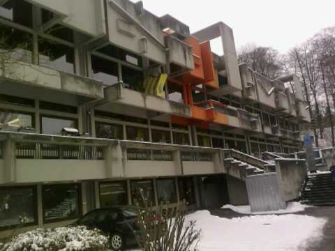 Universitaet des Saarlandes - Part 3 - Snowing Me, Snowing You (Saarland University Chronicles)