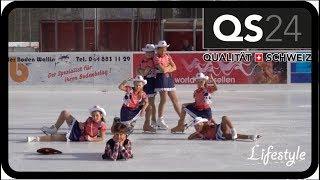 Cowboy on Ice- Eiskunstlauf Show
