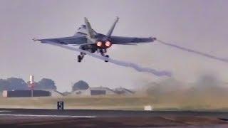 U.S. Fighter Jets Train In U.K. 2018