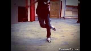 Нереальный танец - драм степ # 3
