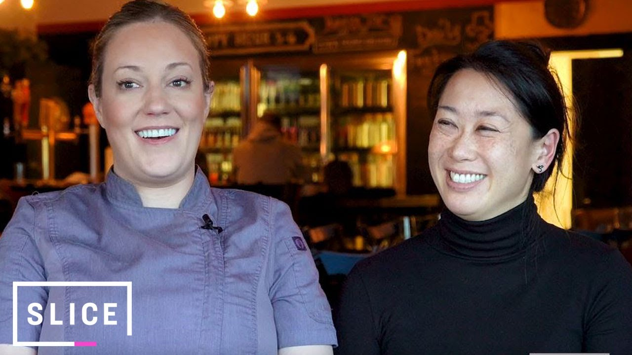 How This Unlikely Duo Made It In the Restaurant Business | Go Here Meet Her