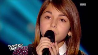 TOP 10 Best auditions The voice kids France