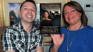Scientology Celebrity Centre Executive Speaks Out - Karen Pressley