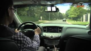 Infiniti JX Test Drive / 英菲尼迪 JX 試駕