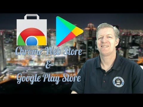 Using Chrome Web Store And Google Play Store, Installing And Uninstalling Apps MS Word Lesson 7