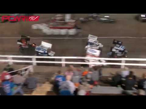 5/12/18 POWRi Speedway Motors Micros A-Main Highlights from Macon Speedway