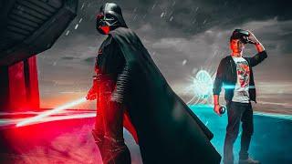 I FOUGHT VADER!!!! Vader Immortal EPISODE 3 Full Gameplay
