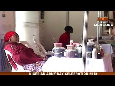 Nigerian Army Day Celebration 2018