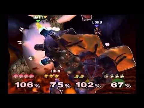 SGB Play: Super Smash Bros. Melee - Part 6