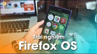 Firefox OS trên Android: Trải nghiệm hệ điều hành khác biệt
