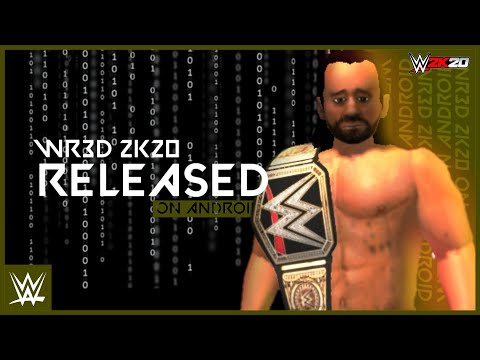 Wrestling Revolution 3D WWE 2K20 MOD (MULTIPLAYER!!) (150 MB!!!!) + DOWNLOAD LINK