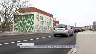 Yvelines | SQY : Une circulation plus fluide entre La Verrière et Maurepas
