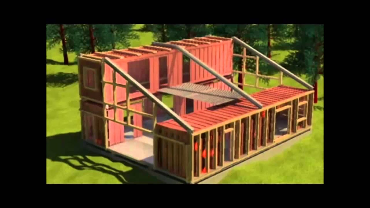 Construo de casa container  YouTube