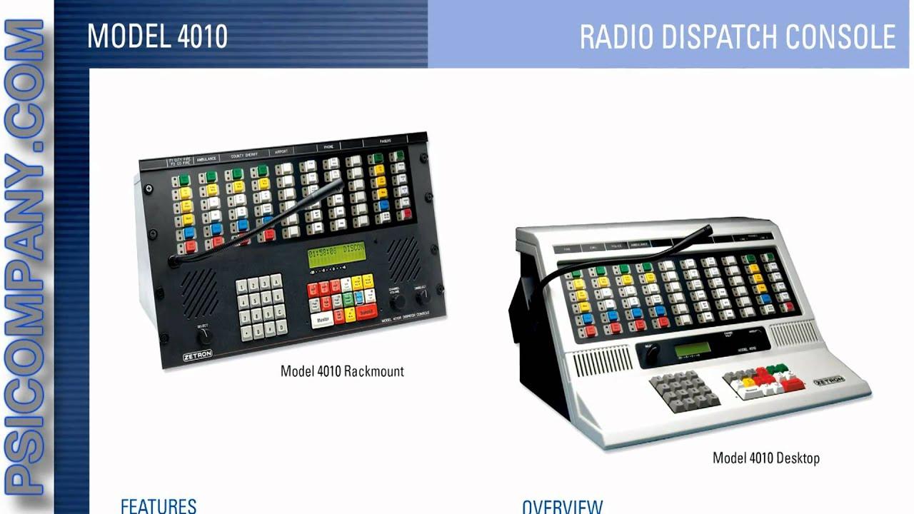 zetron 4010 radio dispatch console videoture youtube rh youtube com Zetron Radio Consoles Army ATC Zetron