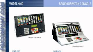 Zetron 4010 Radio Dispatch Console Videoture