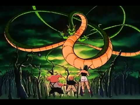 Dragon Ball Z - movie 3 The Tree Of Might by therevengeofcooler1
