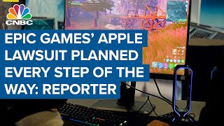 Epic Games lawsuit against Apple was planned every step of the way: Alex Kantrowitz