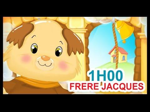 Frère Jacques et 1h de comptines pour enfants - Titounis