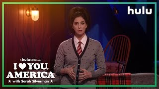 Video Sarah Silverman Comments on Sexual Harassment   I Love You, America download MP3, 3GP, MP4, WEBM, AVI, FLV November 2017
