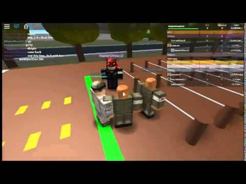 Roblox: Allied Airborne training Part 4 out  of 9