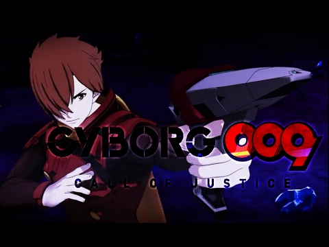 Cyborg 009 Call Of Justice Opening