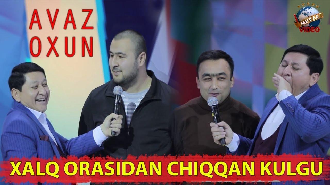 Avaz Oxun 2019 - Xalq orasidan chiqqan kulgu