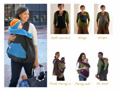 introducing the kowalli baby carrier cover youtube