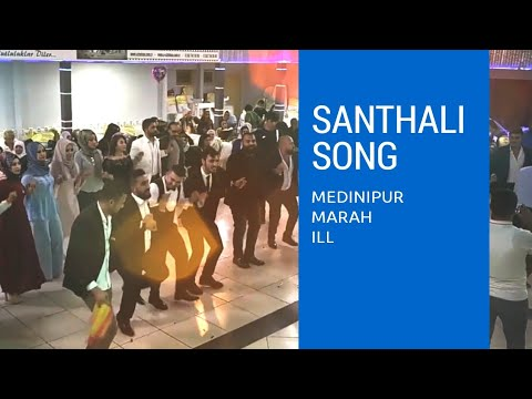 Santhali Song | Medinipur Marah Ill | Santhali Song And Dance Mashup