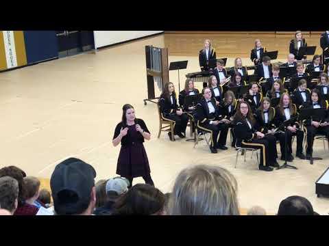 Teutopolis High School Band - Mid-Winter Concert