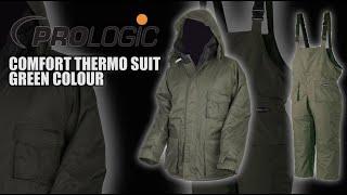 Prologic комфорт Термо костюм – зелений колір