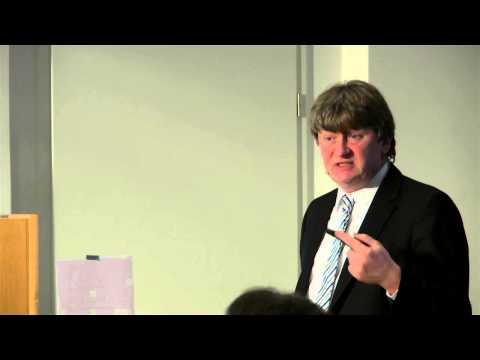 """Vortrag Prof. Helge Peukert: """"Die Finanz- und Staatsschuldenkrise - Beginn eines Umdenkens"""""""