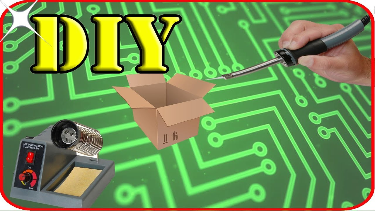 Simple Electronic Projects For Beginners Diy Kits You Don Engineering Circuits Circuit Dont Need Skills