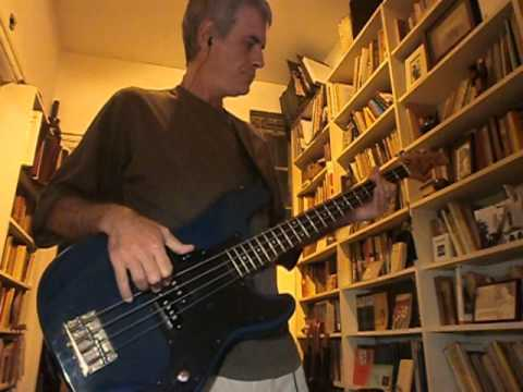 Blue Suede Shoes - Jimi Hendrix [Bass Cover] mp3