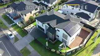 Smart Home Powered by Solar - Triangle Solar Energy