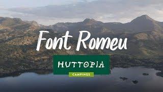 Camping Huttopia Font Romeu | Visite virtuelle dans les Pyrénées
