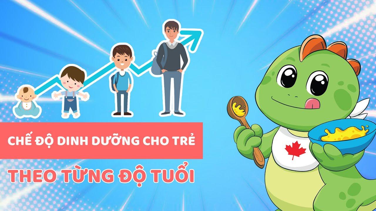 Chế độ dinh dưỡng cho trẻ theo từng độ tuổi  BS Đỗ Thị Linh Phương, Vinmec Times City