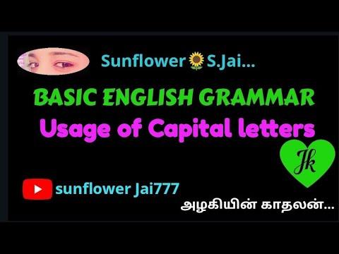 Learn English Grammar Through Tamil Pdf