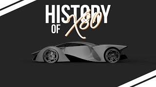 GTA Online l History Of Grotti X80 Proto