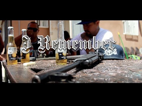13 BOY'Z - I REMEMBER (2017) Official Music Video [Brownside/East Town Records]