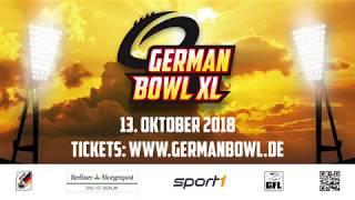 German Bowl 13.10.2018