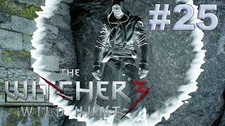 The Witcher 3 #25 - Wanderung im Dunkeln - [PS4][1080P][German][HD+]