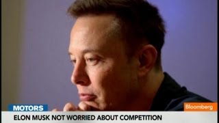What Elon Musk Thinks of BMW